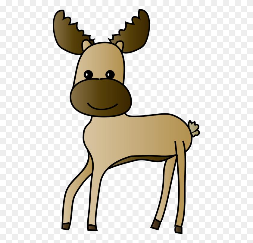 Reindeer Antler Pack Animal Wildlife Neck - Reindeer Antlers Clipart