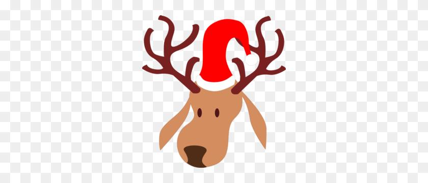 Reindeer Clip Art - Elk Clipart