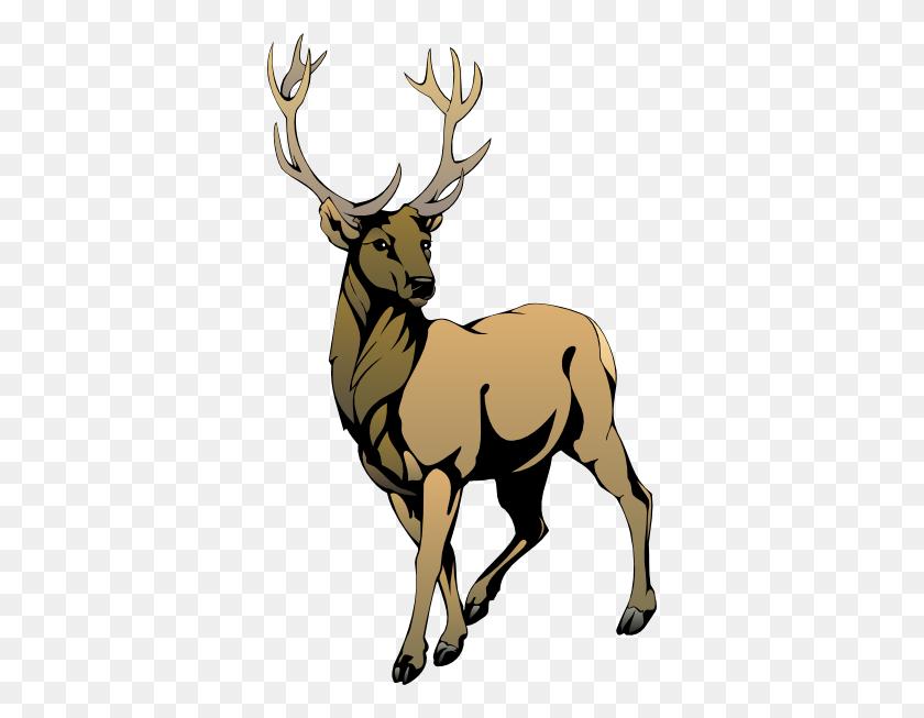 Reindeer Clipart - Reindeer Antlers Clipart