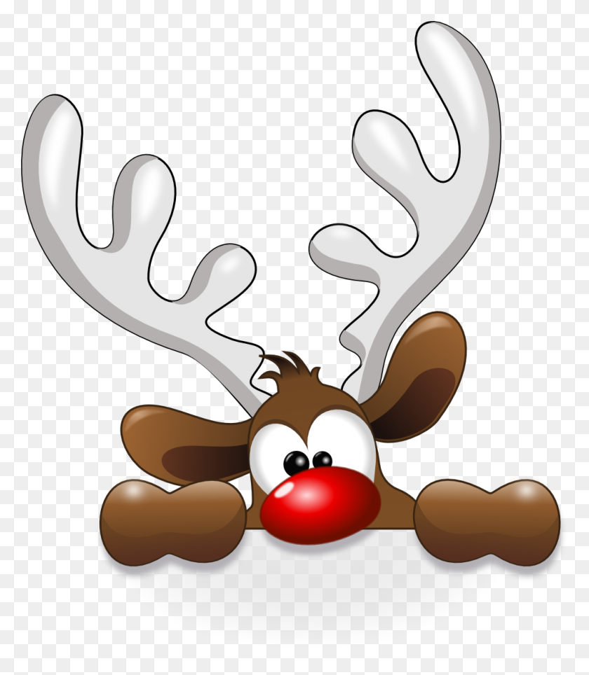 Reindeer Png Transparent Reindeer Images - Reindeer Antlers PNG