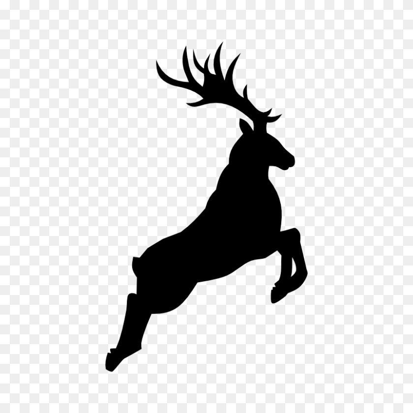 Free Funny Reindeer Cliparts, Download Free Clip Art, Free Clip Art on  Clipart Library
