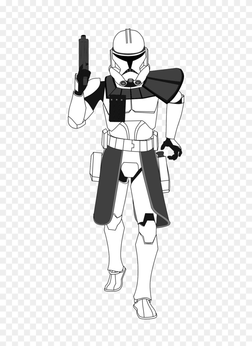Related Image Star Wars Clone Wars Star Wars - Clone Trooper PNG