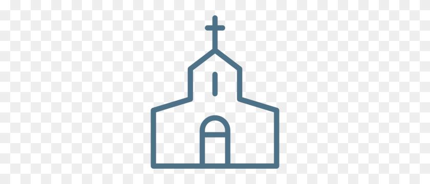 Religion Clipart Small Church - Church Homecoming Clipart