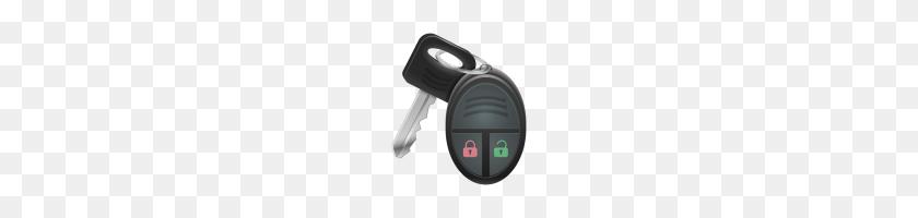 Remote Car Key Png Clip Art - Car Key PNG