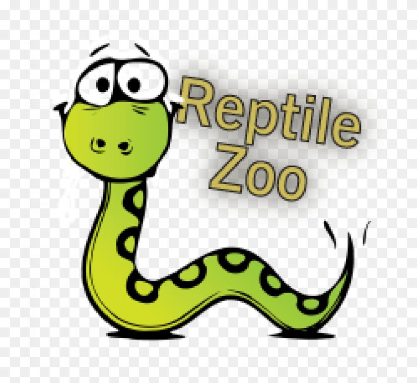 Reptile Zoo - Petting Zoo Clipart
