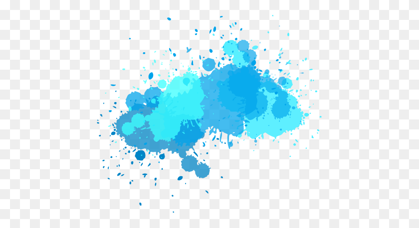 Residential And Commercial Painting Contractor In Pennsylvania - Paint Splatters PNG
