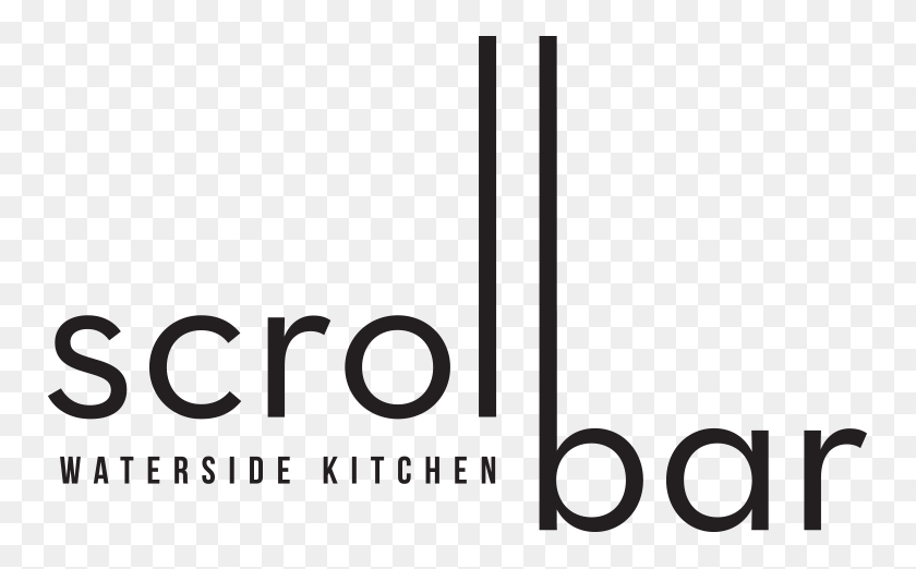 Restaurant Bar In Redwood City, Ca Scroll Bar - Scroll Bar PNG