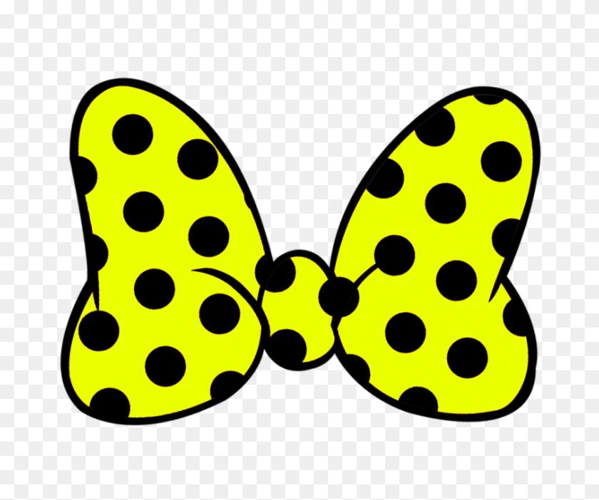Resultado De Imagem Para Minnie Amarelo Png Minnie Mousse Sofia - Minnie Bow PNG