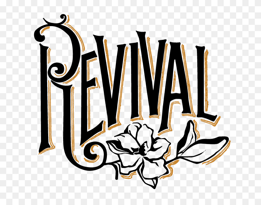 Revival Logo Retreat In Minneapolis - Revival Clip Art