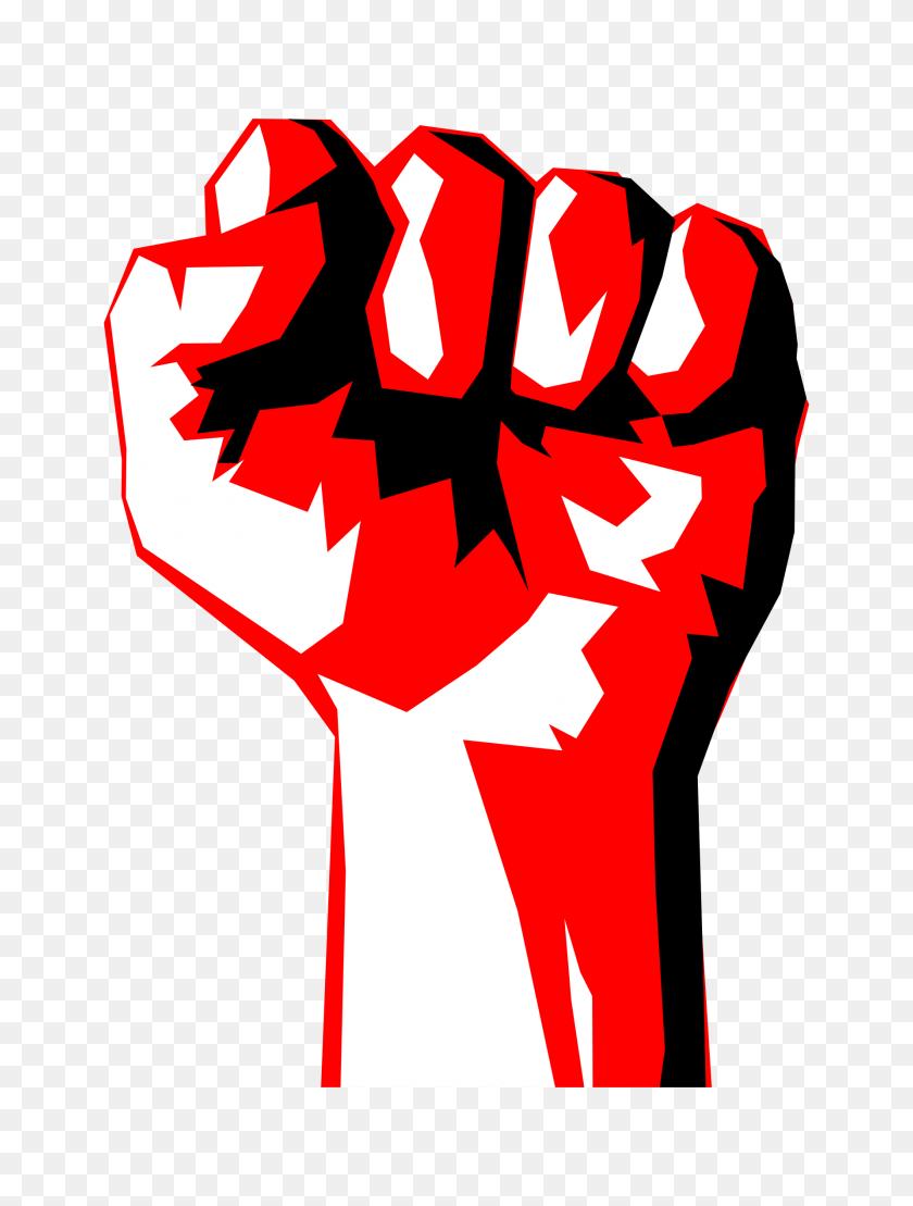 Revolution Fist Free Download Clip Art - Revolutionary War Clipart