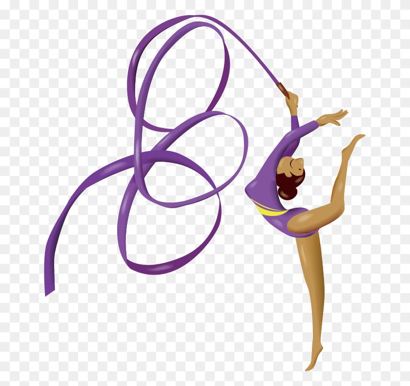 Rhythmic Gymnastics Sport Artistic Gymnastics Clip Art - Free Gymnastics Clipart