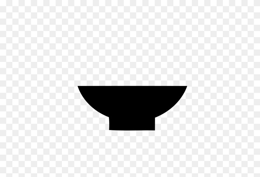 512x512 Rice Bowl, Food, Bowls Icon With Png And Vector Format For Free - Bowl Of Rice Clipart