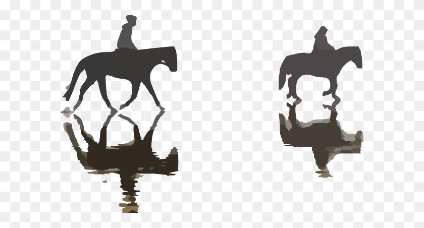 Riding Horses Clip Art - Ride A Horse Clipart