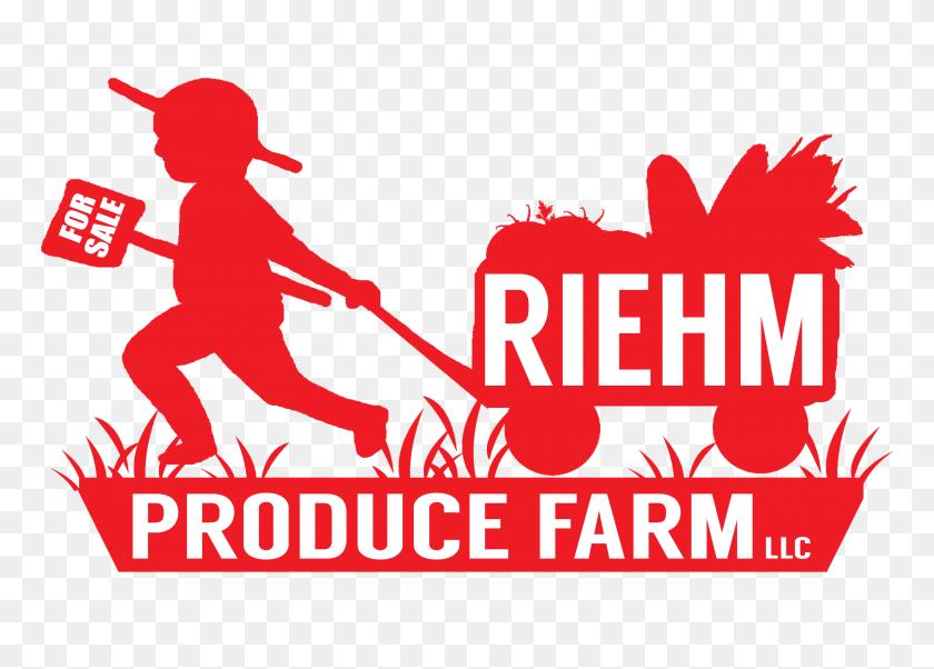 Riehm's Farm Happenings - Instagram White Logo PNG