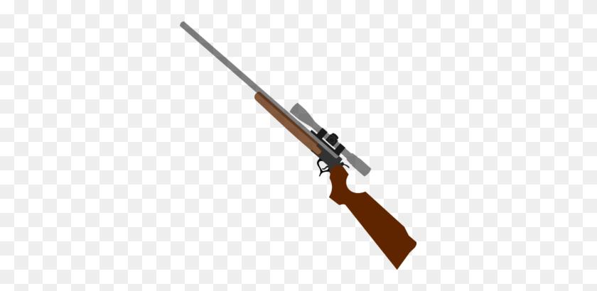 333x350 Rifle Clipart - M1 Garand PNG