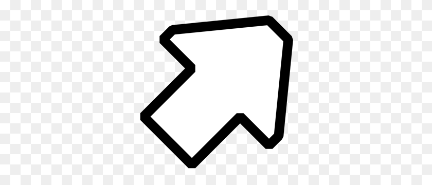 300x300 Right Arrow Png Images, Icon, Cliparts - Arrow PNG White
