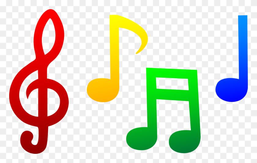 Ring Clipart Music Notes - Music Border Clip Art