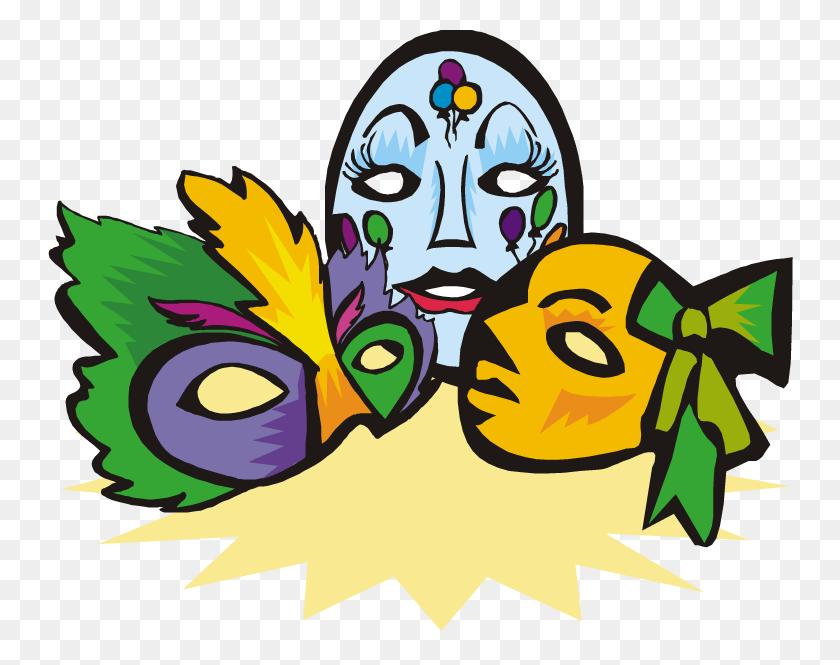 Rio De Janeiro Fun With Foreign Language - Mardi Gras Mask PNG