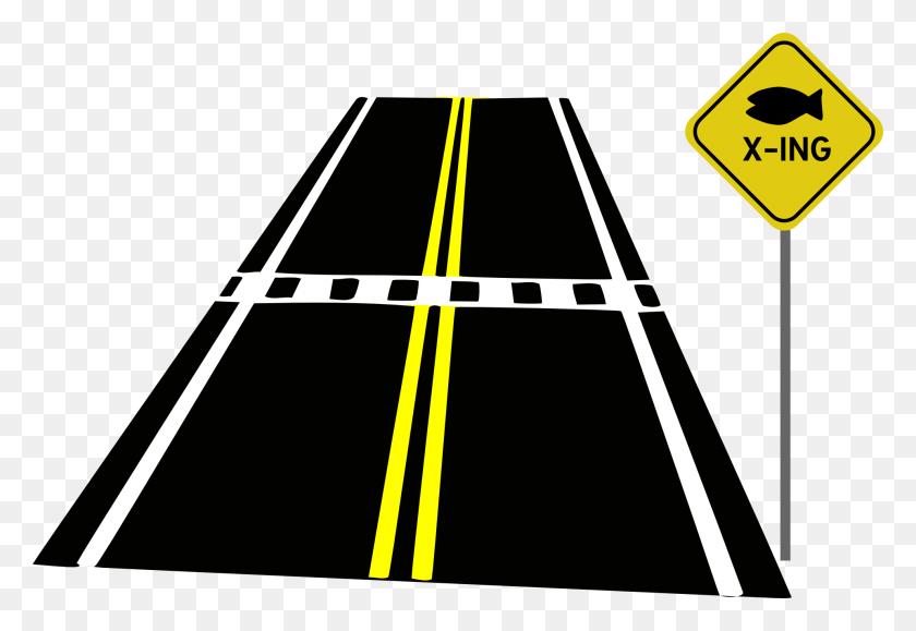 Road Clip Art - Road Clipart Transparent