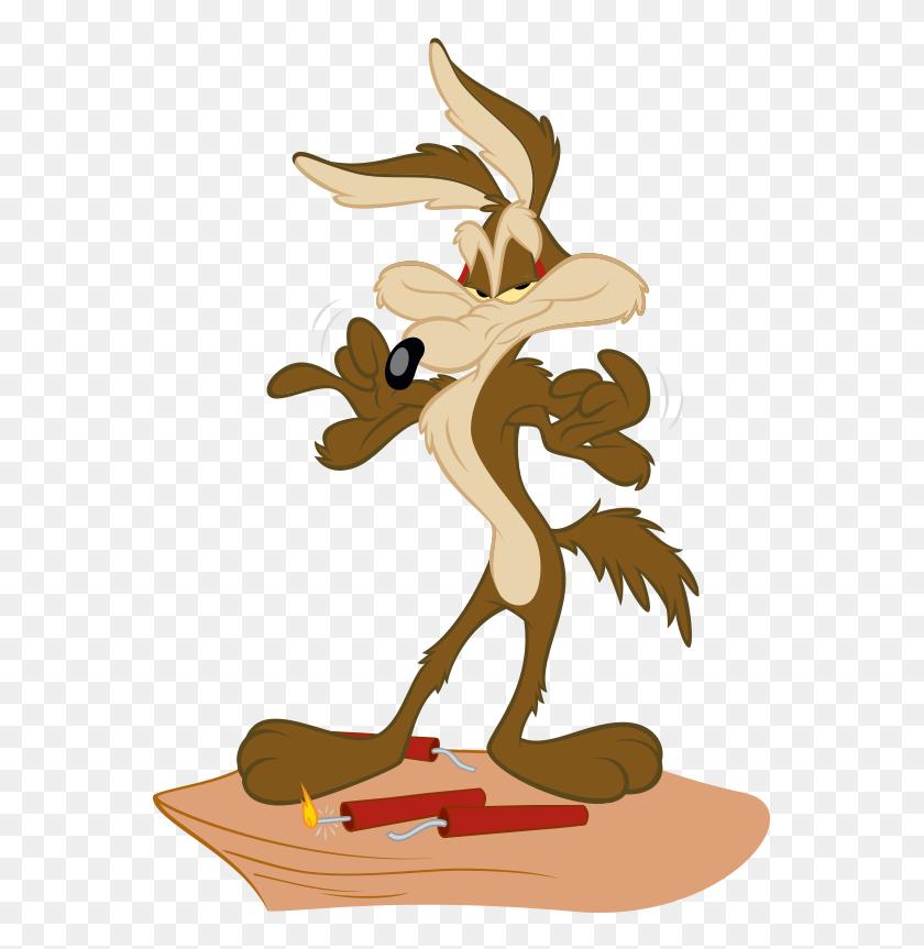 565x803 Roadrunner Clipart Looney Tunes - Looney Tunes Clipart