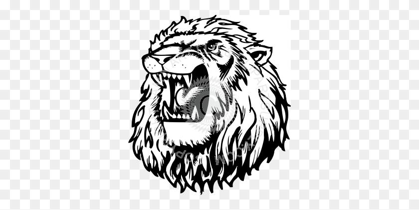 Roaring Lion Head Clipart Clip Art Images - Roaring Twenties Clipart