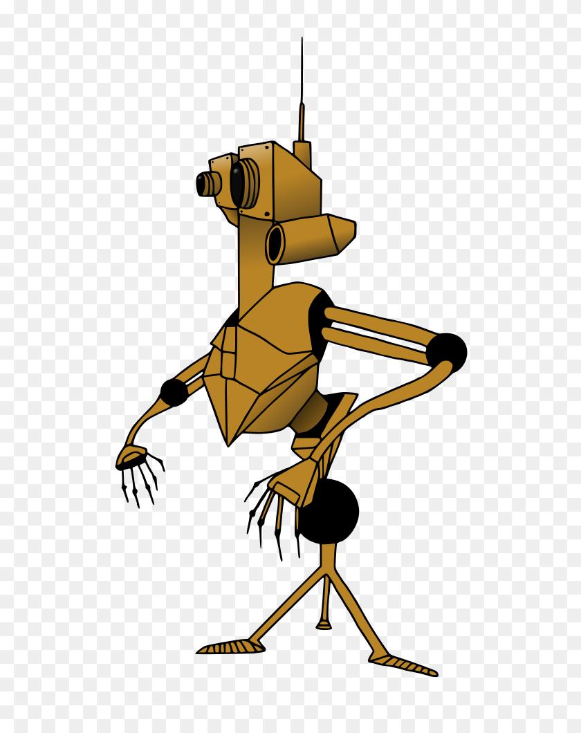 Robot Clipart, Cartoons Illustrations Robot - Robot Clipart