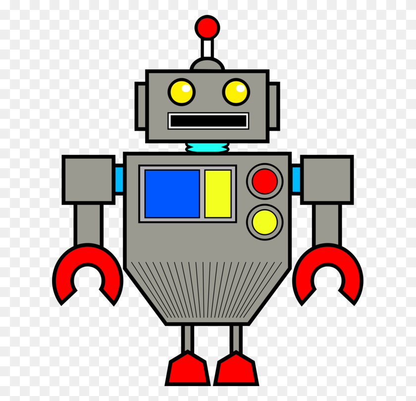 Robotics Robotic Technology Humanoid Robot Social Robot Free - Robot Clipart