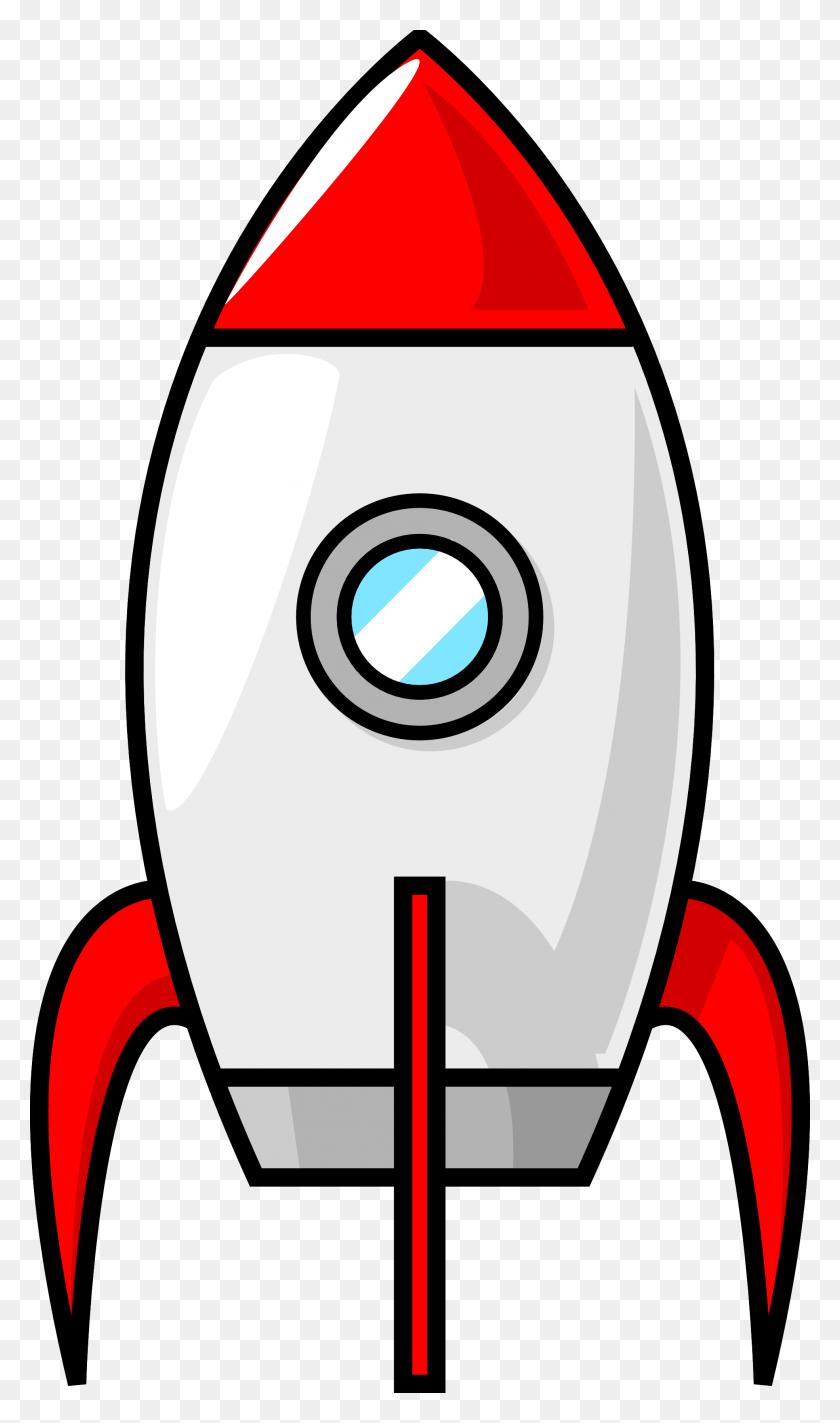 Rocket Clip Art Easy Crafts Espacio, Astronauta - Milky Way Clipart