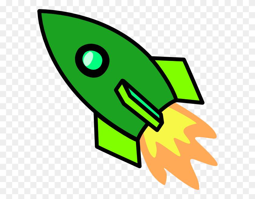 Rocket Ship Painting Got To Believe - Sputnik Clipart