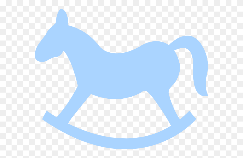 Rocking Horse Clip Art - Carousel Horse Clipart