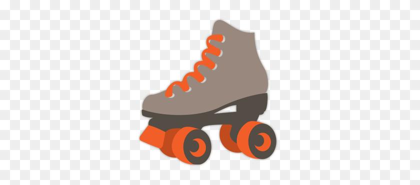 Roller Skate Cut Out Roller Skating - Roller Skates PNG