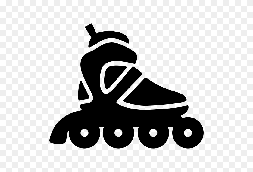 Roller Skate Png Icon - Roller Skate PNG
