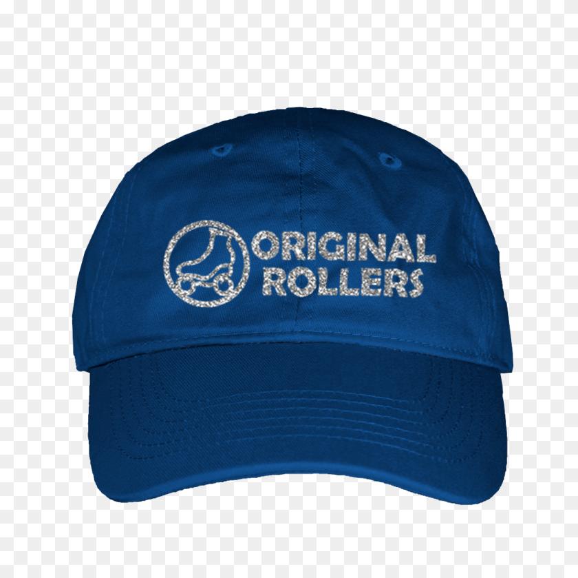 Roller Skating Caps Or Logo Silver Glitter Original Rollers Caps - Silver Glitter PNG