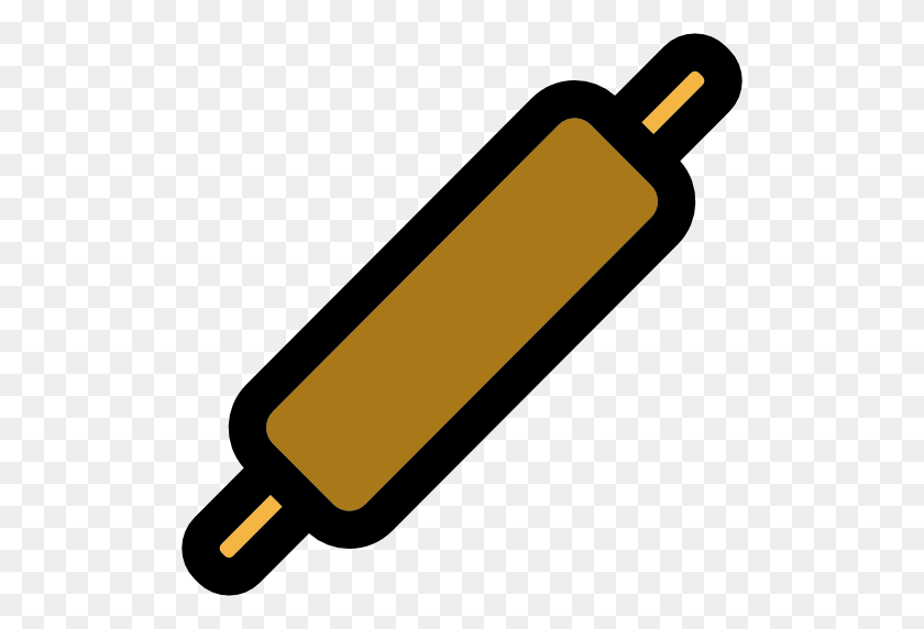 Rolling Pin - Rolling Pin Clipart