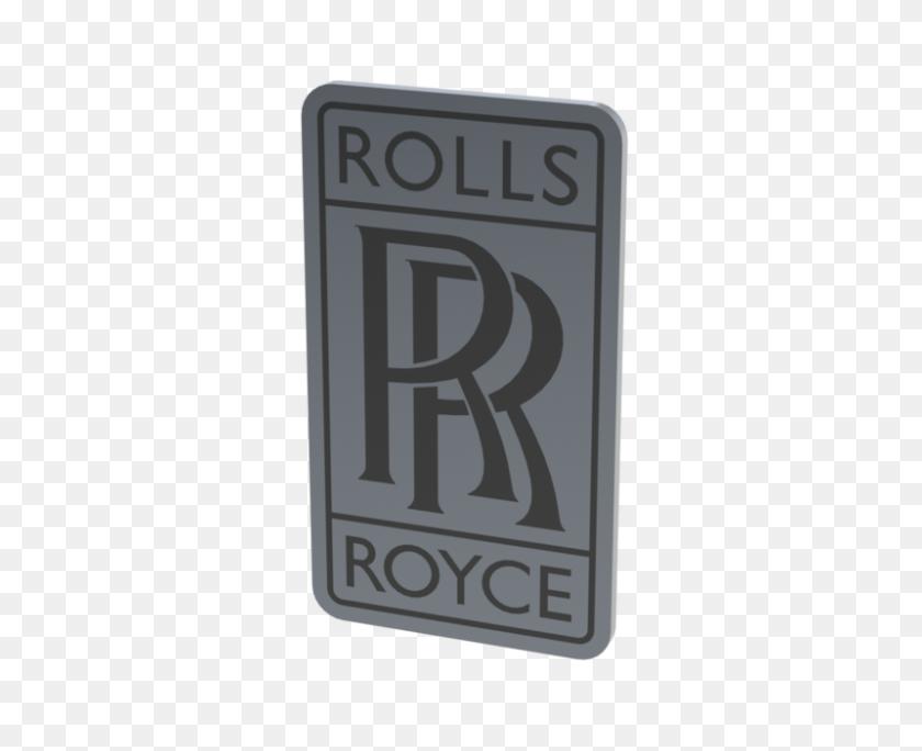 Rolls Royce Logo Cad Model Library Grabcad - Rolls Royce Logo PNG
