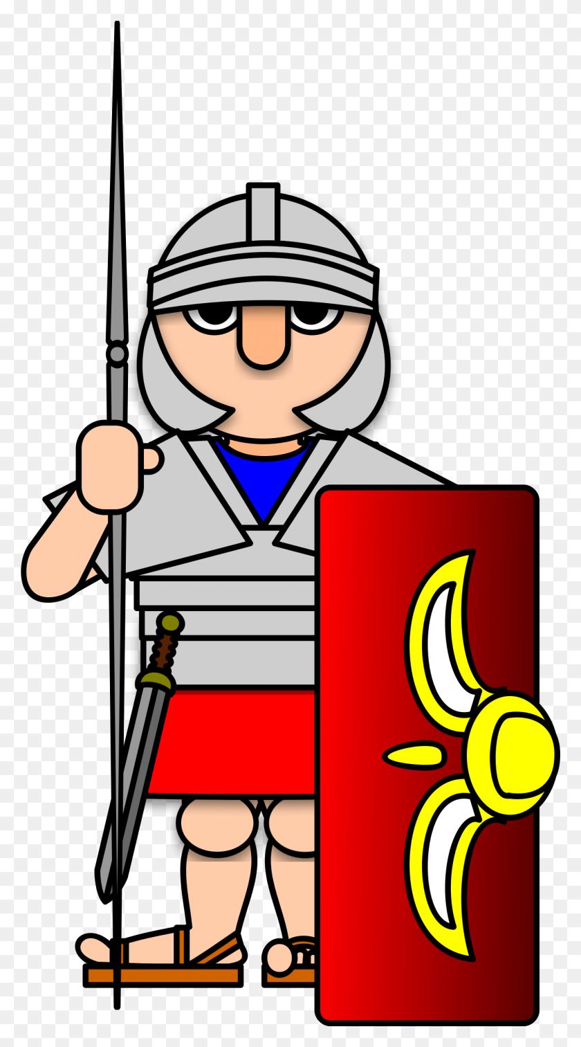 Roman Warriors Clipart Roman Army - Fighting Irish Clipart