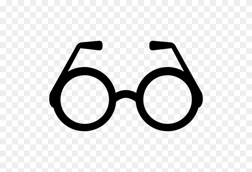 Round Glasses, Glasses, Lenses, Tools And Utensils, Eyeglasses - Round Glasses PNG