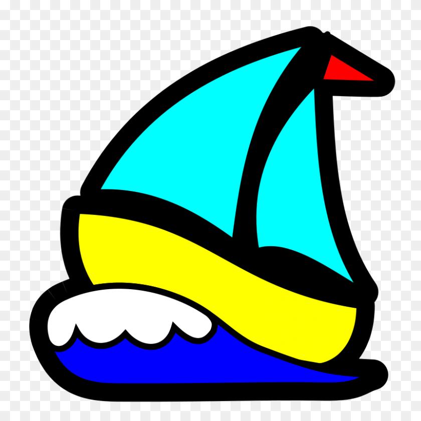 Row Boat Clipart Toy Sailboat - Row Boat Clipart