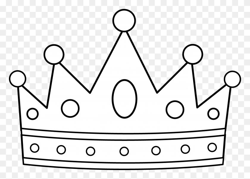 Royal Crayon Cliparts - Prince Crown Clipart