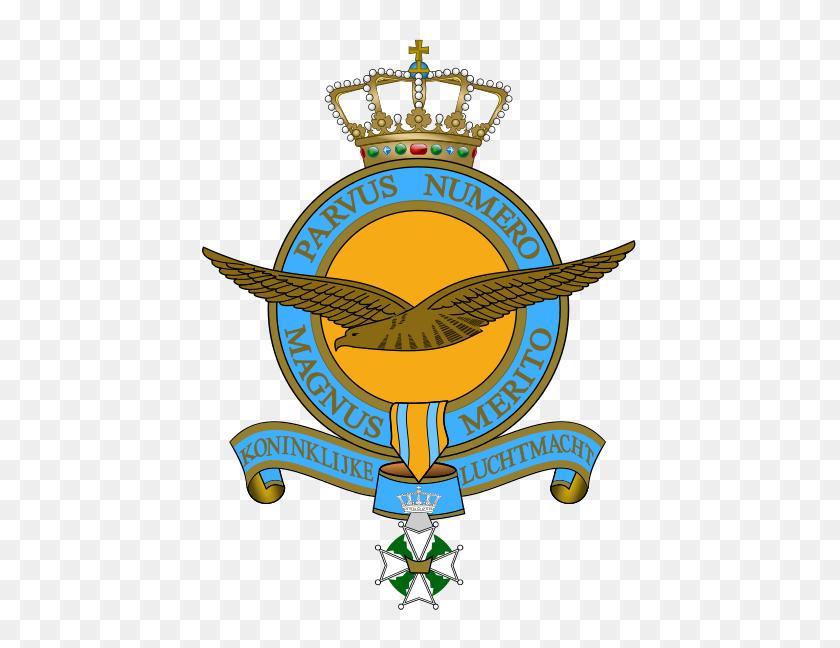 Royal Netherlands Air Force Emblem - Air Force Emblem Clip Art