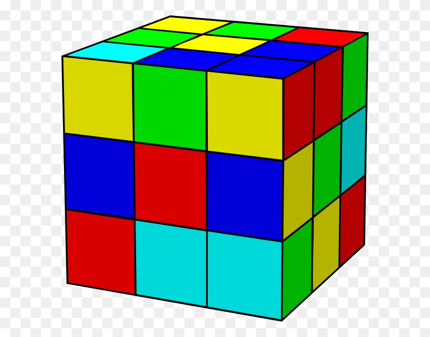 Rubik Cube Clip Arts Download - Rubix Cube Clipart
