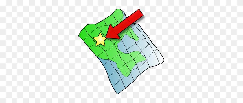 Ruffled Map Clip Art - Mop Clipart