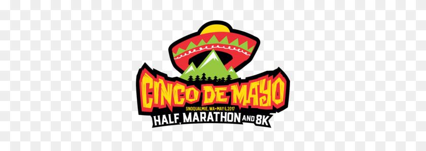 Run Snoqualmie Cinco De Mayo - Clip Art Cinco De Mayo