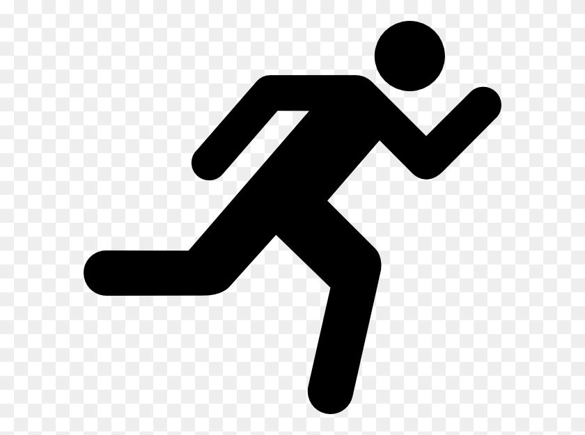 Runner Girl Running Race Clipart Free Images - Running Race Clipart