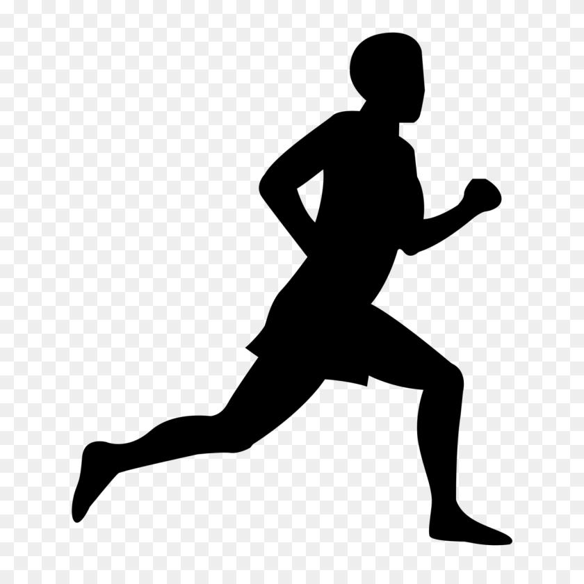 Running Clipart Png - Running Man Clipart