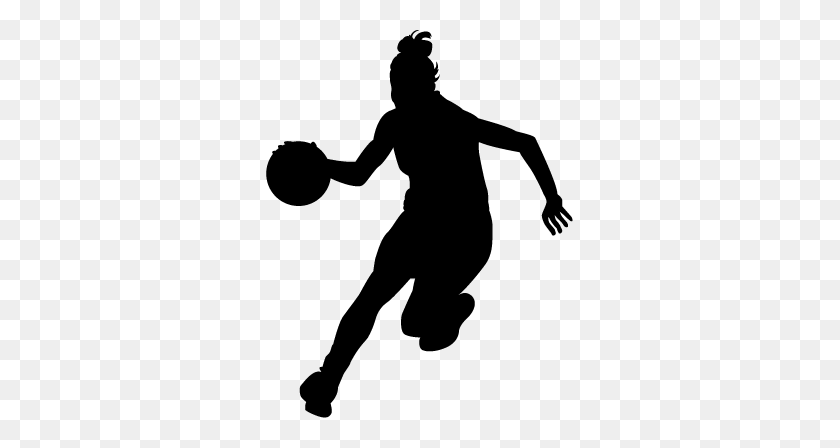 Free Girls Basketball Cliparts, Download Free Clip Art, Free Clip Art on  Clipart Library