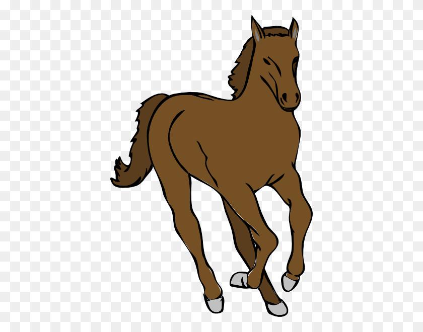 Running Horse Clip Art - Running Horse Clipart