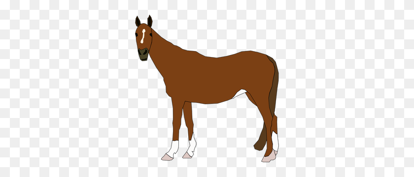 Running Horse Silhouette Clip Art Free - Horse Clipart PNG