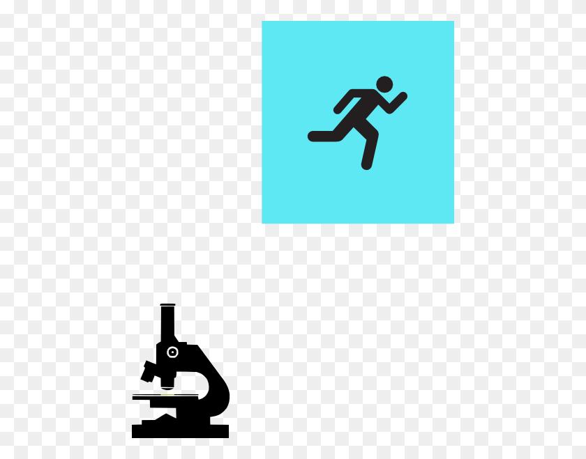 Running Icon Clip Art - Men Running Clipart