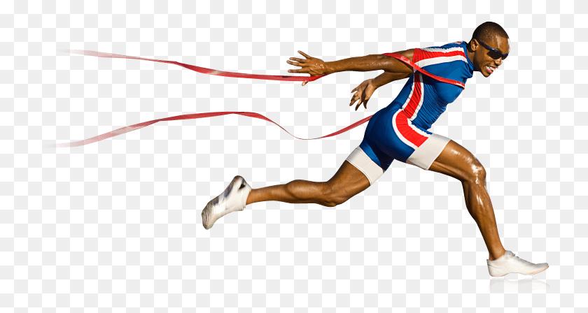Running Man Winner Transparent Png - Man Running PNG